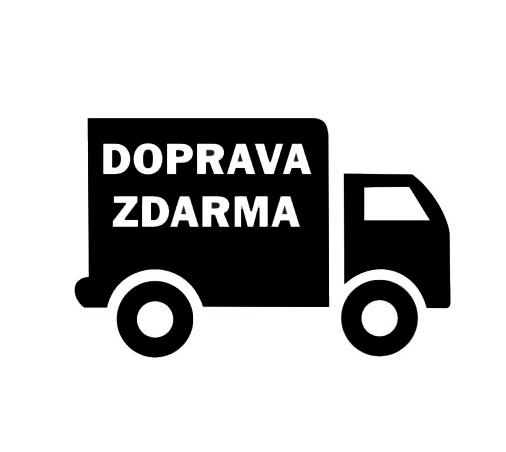 Doprava po ČR zdarma při objednávce nad 1.000 Kč a platbě převodem nebo kartou on-line.